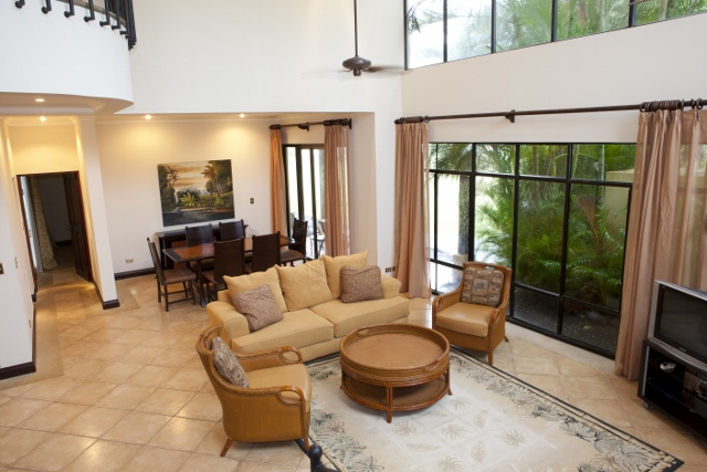 costa rica vacation rental property